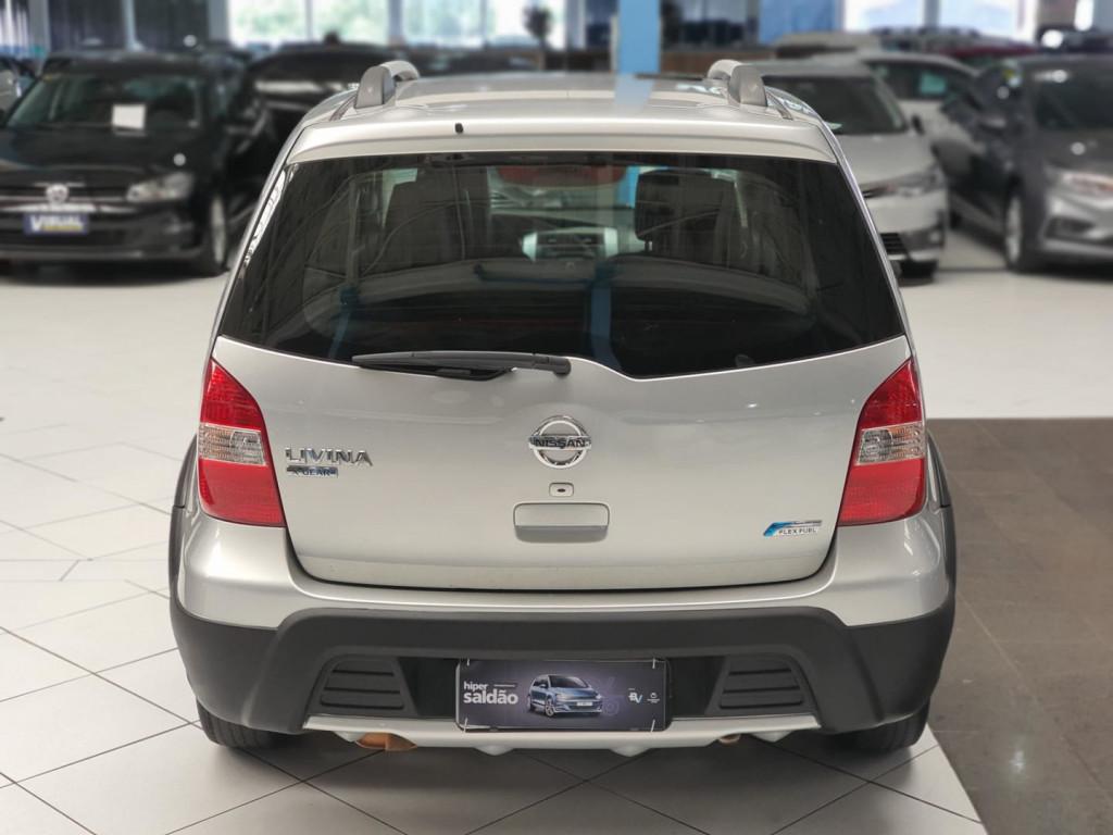 Imagem do veículo Nissan Livina Xgear 18