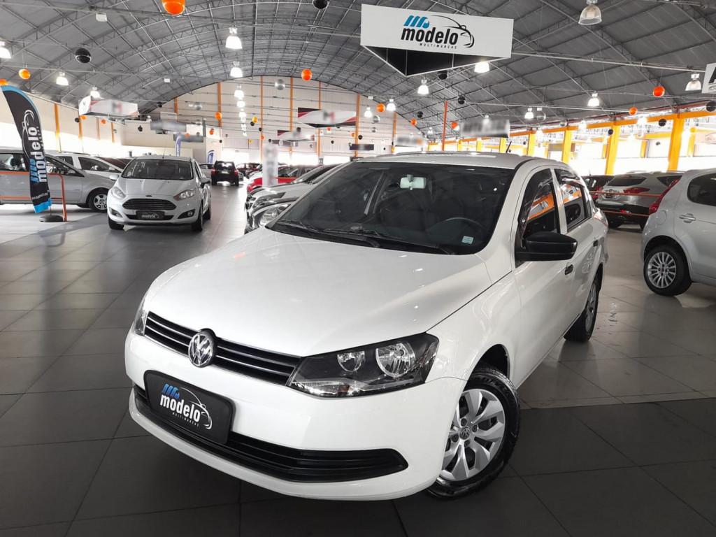 Volkswagen Voyage Tl Ma