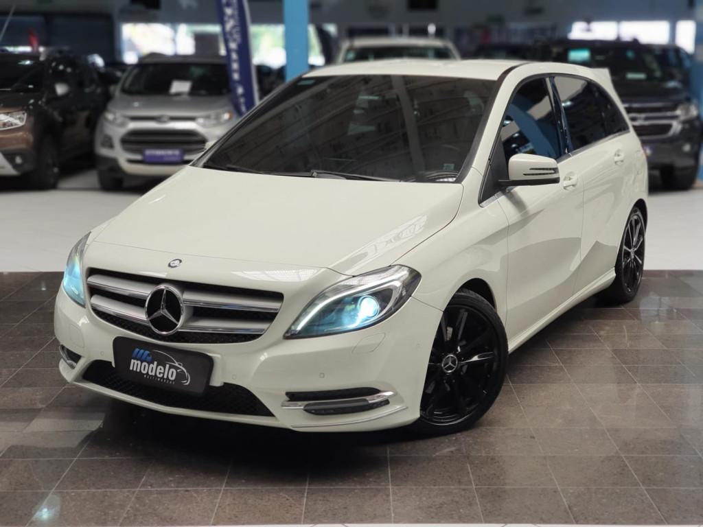 Mercedesbenz B200cgi