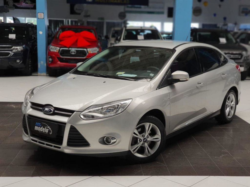Ford Focus S At 2.0 S