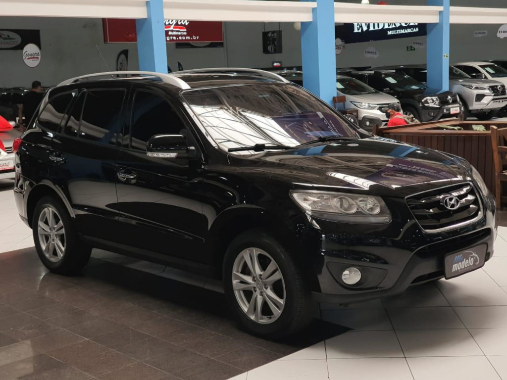 Imagem do veículo Hyundai Santa Fe 3.5