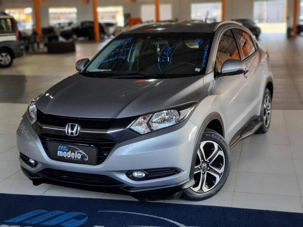 Honda Hrv Ex Cvt