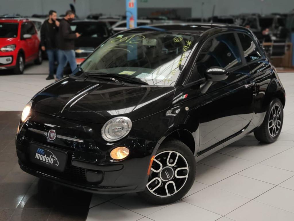 Fiat 500 Cult Dualogic 2p