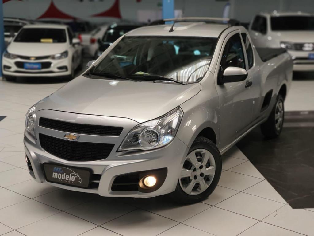 Chevrolet Montana Ls N. Serie 1.4 8v 4p