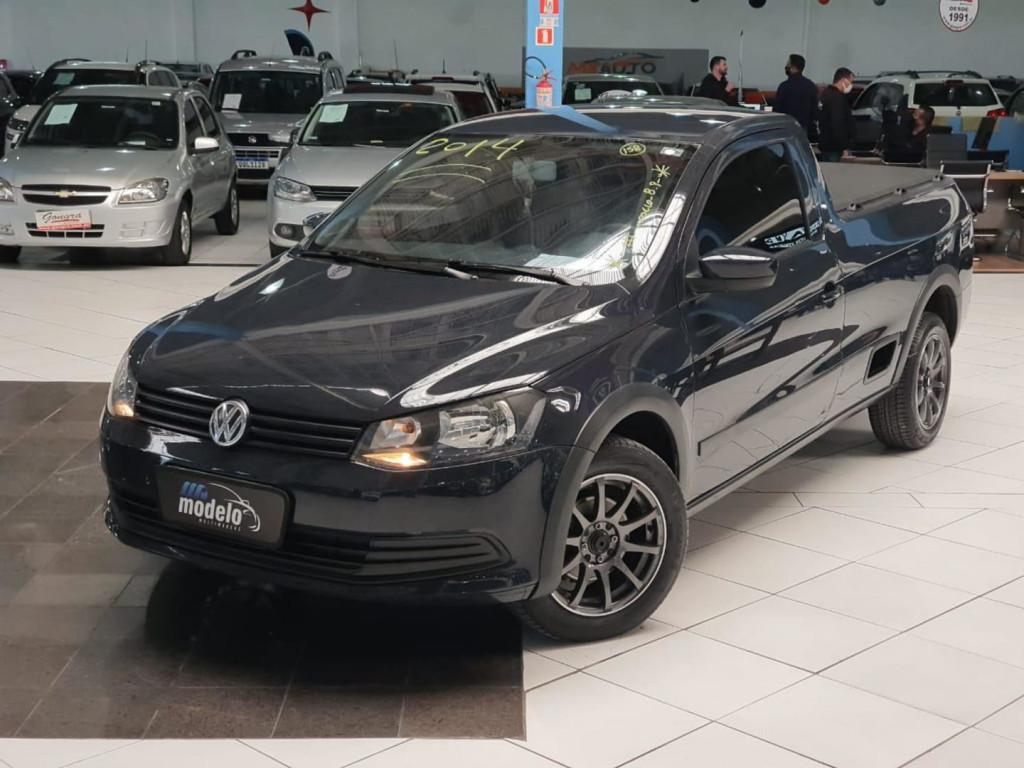 Volkswagen Nova Saveiro Cs