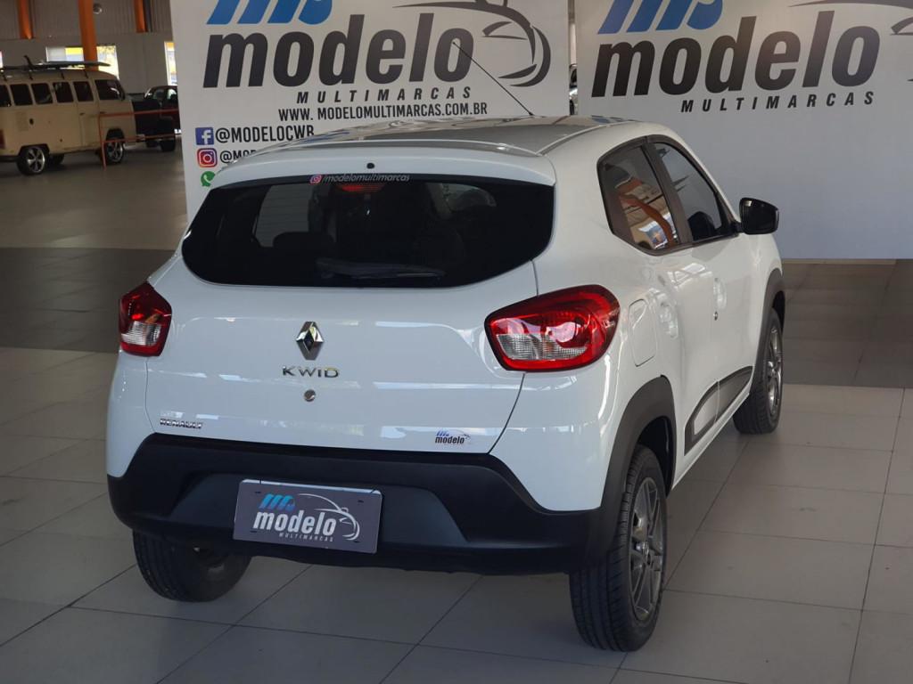 Imagem do veículo Renault Kwid Intens 10mt