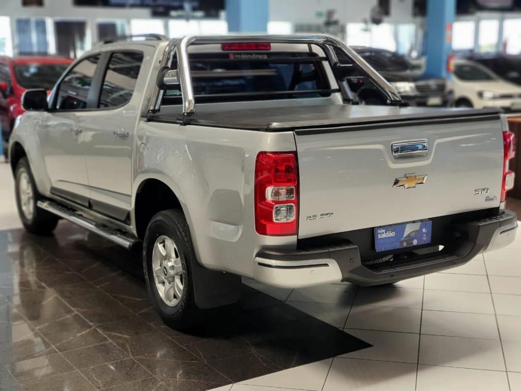 Imagem do veículo Chevrolet S10 Lt Fd2