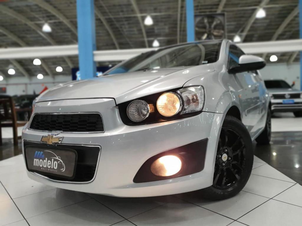 Chevrolet Chev Sonic Ltz Hb At