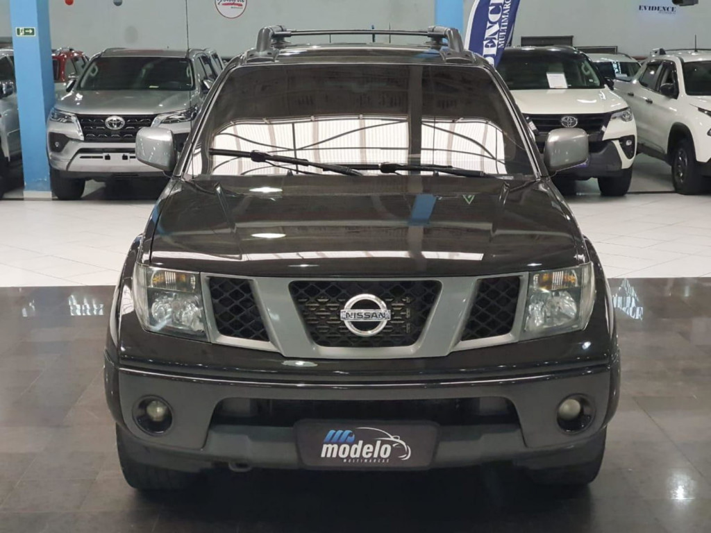 Imagem do veículo Nissan Frontier Se 4x4 Attack Cabine Dupla 2013