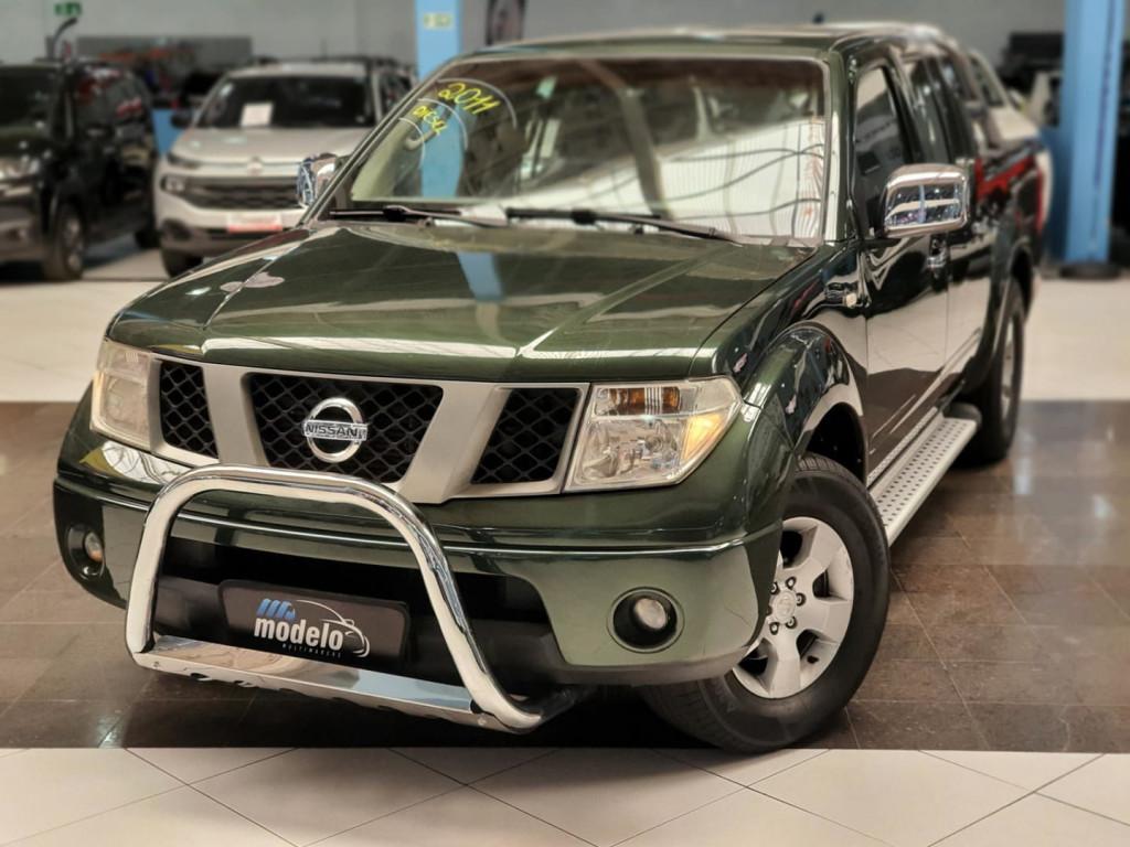 Nissan Frontier Se Cd 4x2 2.5