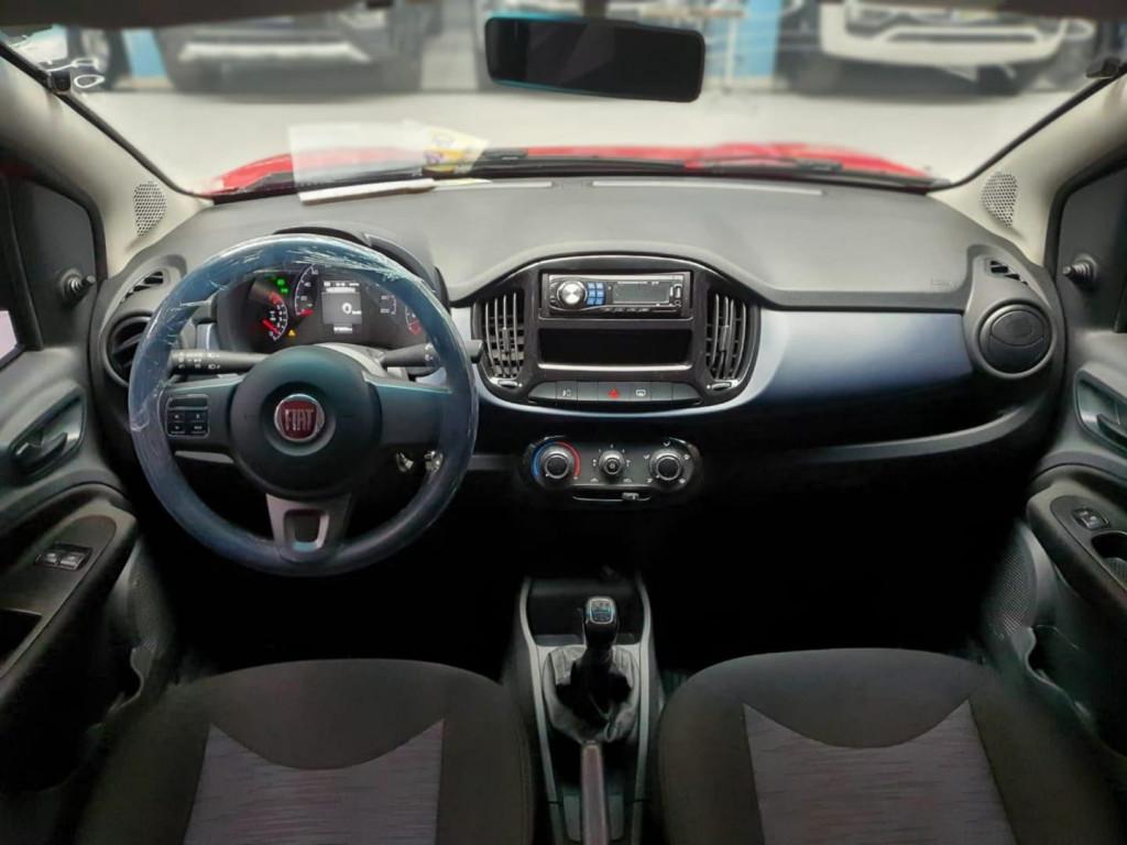 Imagem do veículo Fiat Uno Attractive 4p