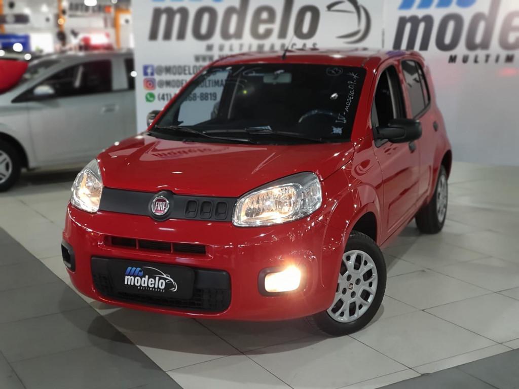 Fiat Uno Attractive 4p