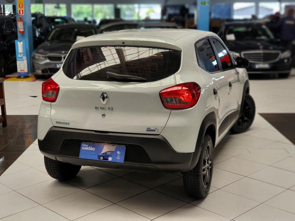 Imagem do veículo Renault Kwid Zen 10mt 2018
