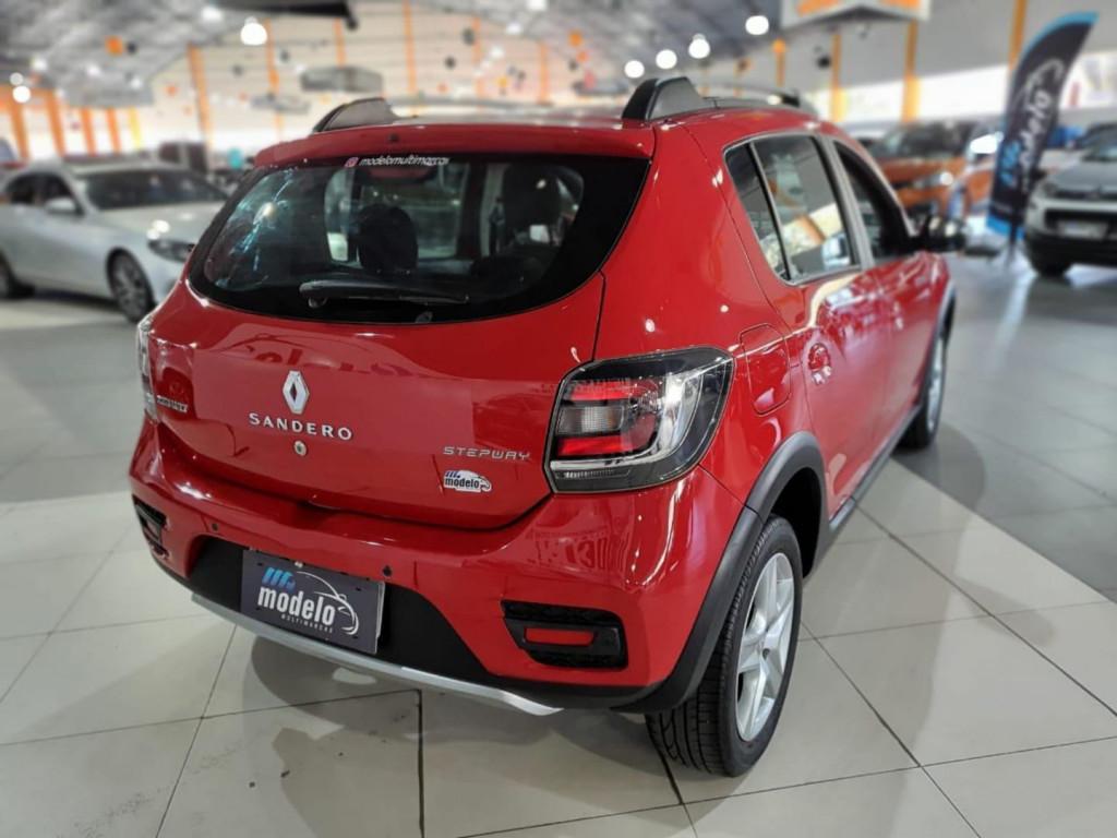 Imagem do veículo Renault Sandero Step 16r