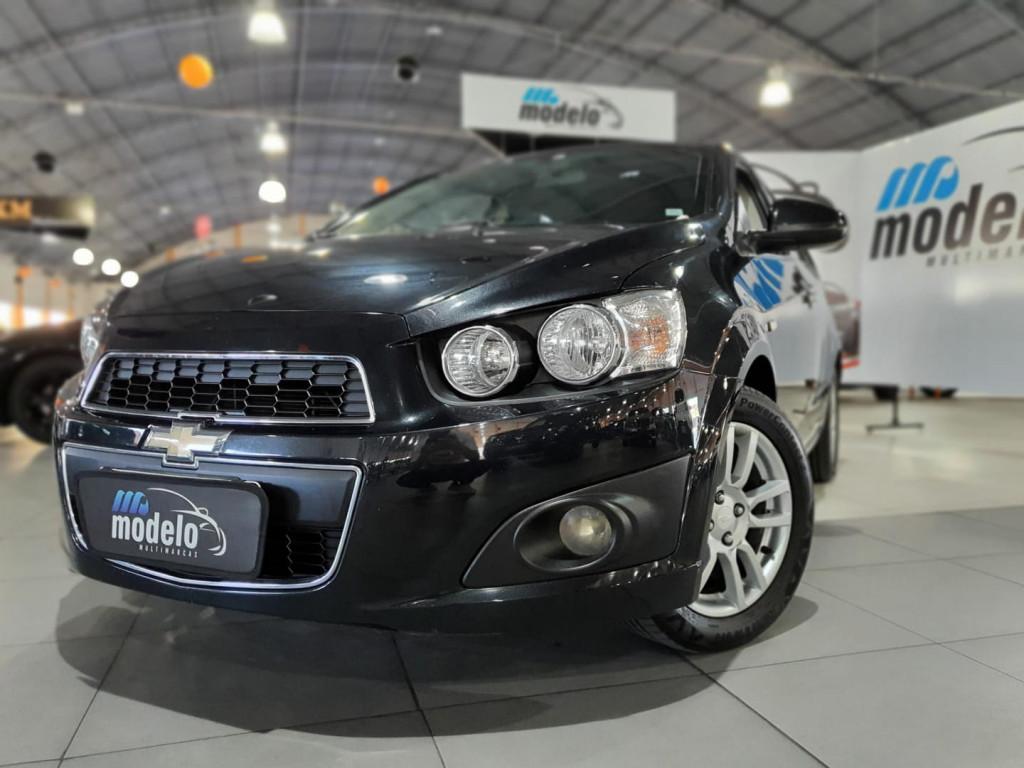 Imagem do veículo Chevrolet Chev Sonic Ltz Hb Mt
