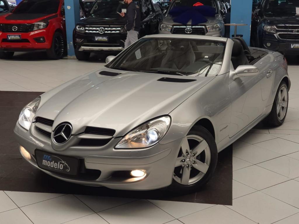 Mercedesbenz Slk 200 Kompressor Cgi 1.8 16v 2p
