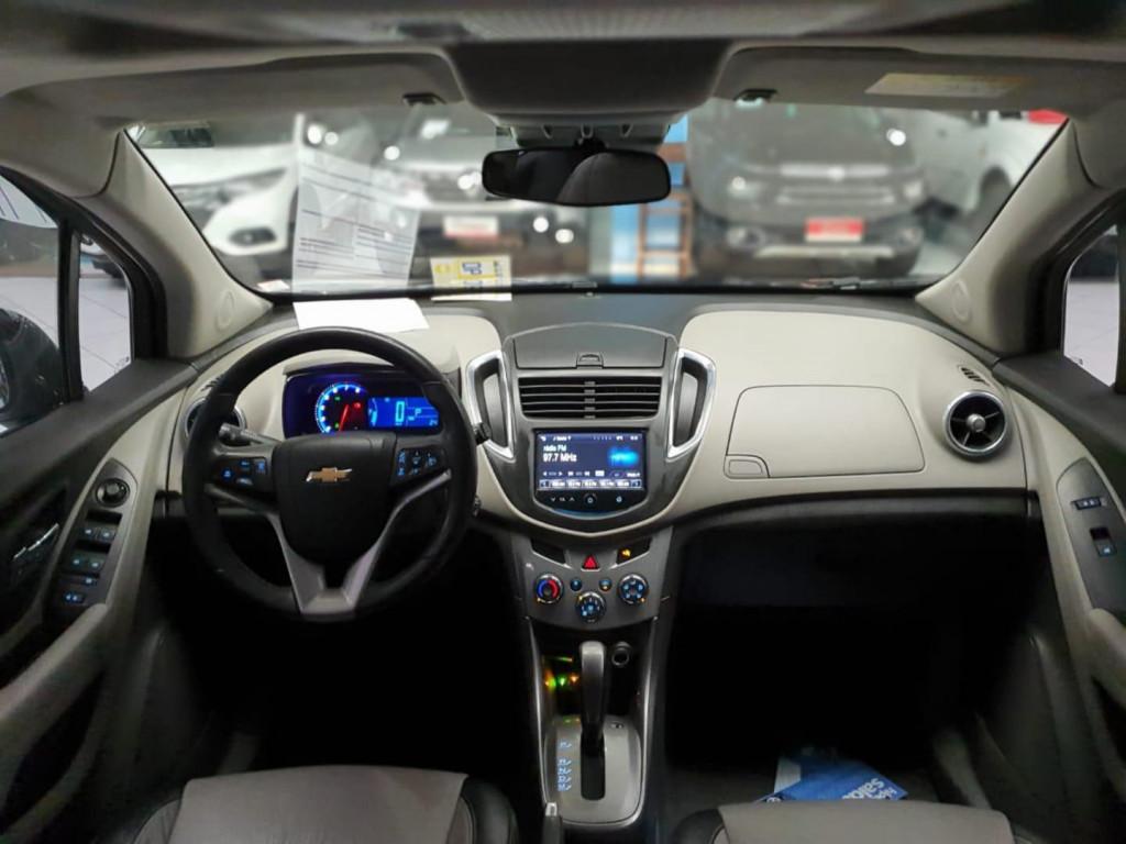 Imagem do veículo Chevrolet Chev Tracker Ltz At