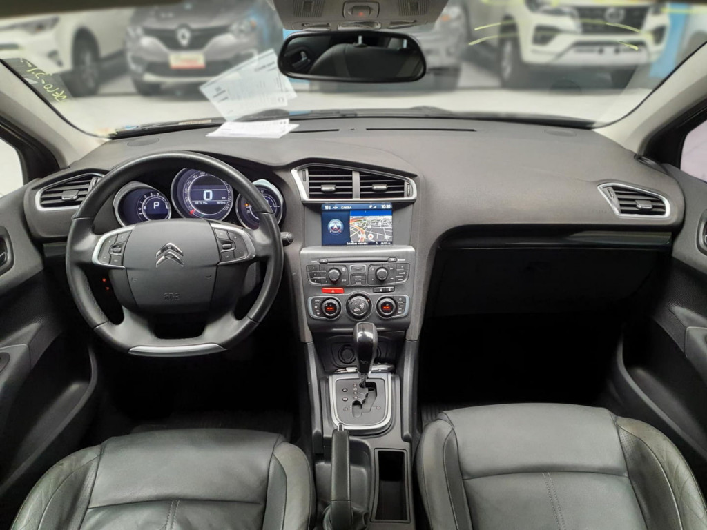 Imagem do veículo Citroen C4l A Thp Ffex