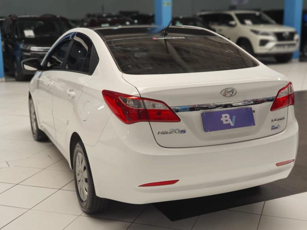 Imagem do veículo Hyundai Hb20s Comfortline 4p