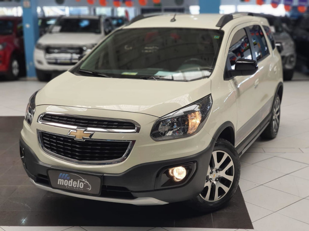 Chevrolet Spin 1.8l Mt Act