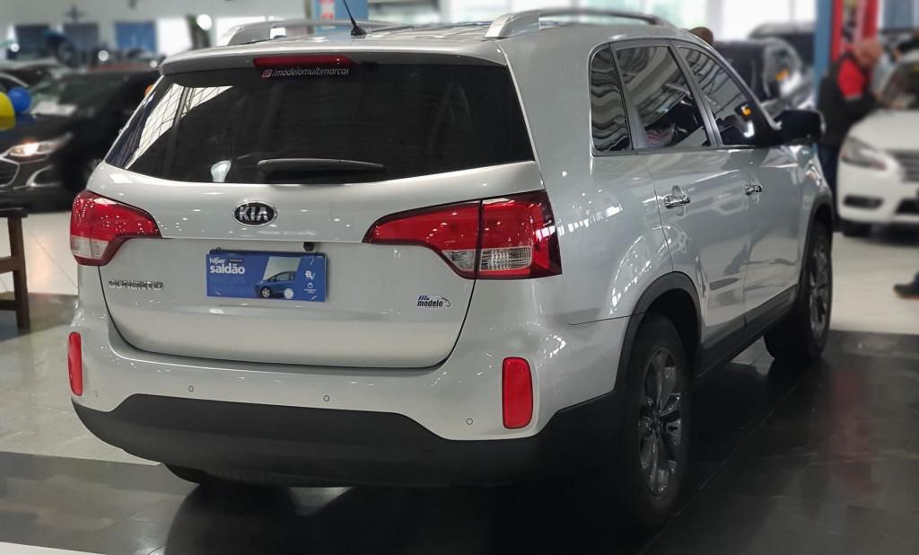 Imagem do veículo Kia Sorento Ex2 2.4g25