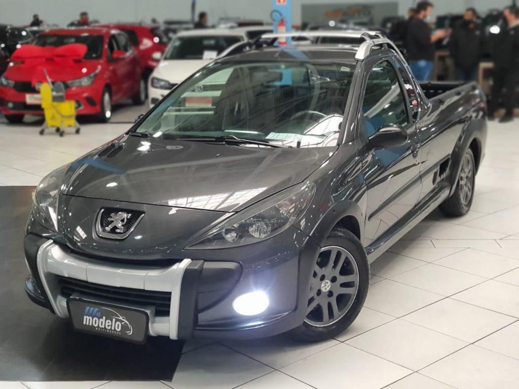 Peugeot Hoggar Escapade