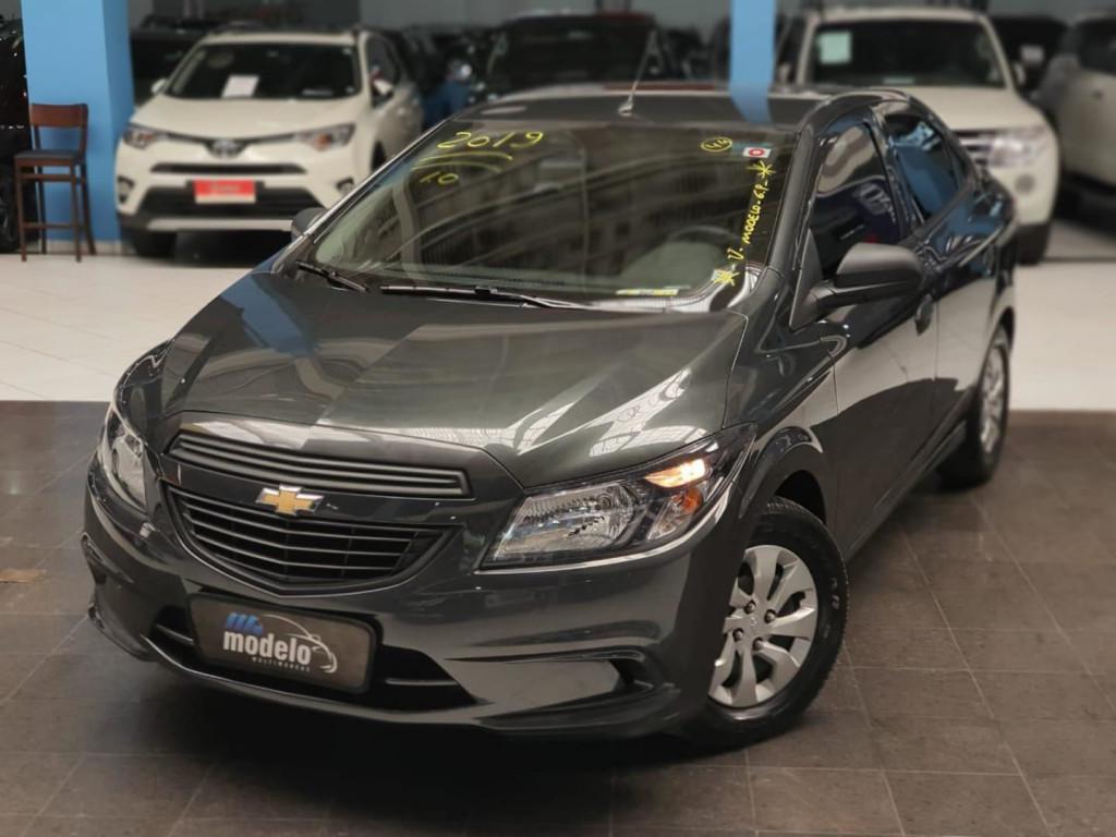 Chevrolet Prisma Joye 1.0 Mecanico 4p 2019