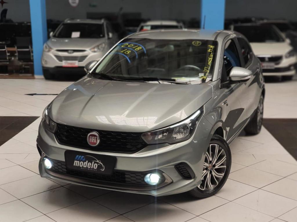 Fiat Argo Precision At6