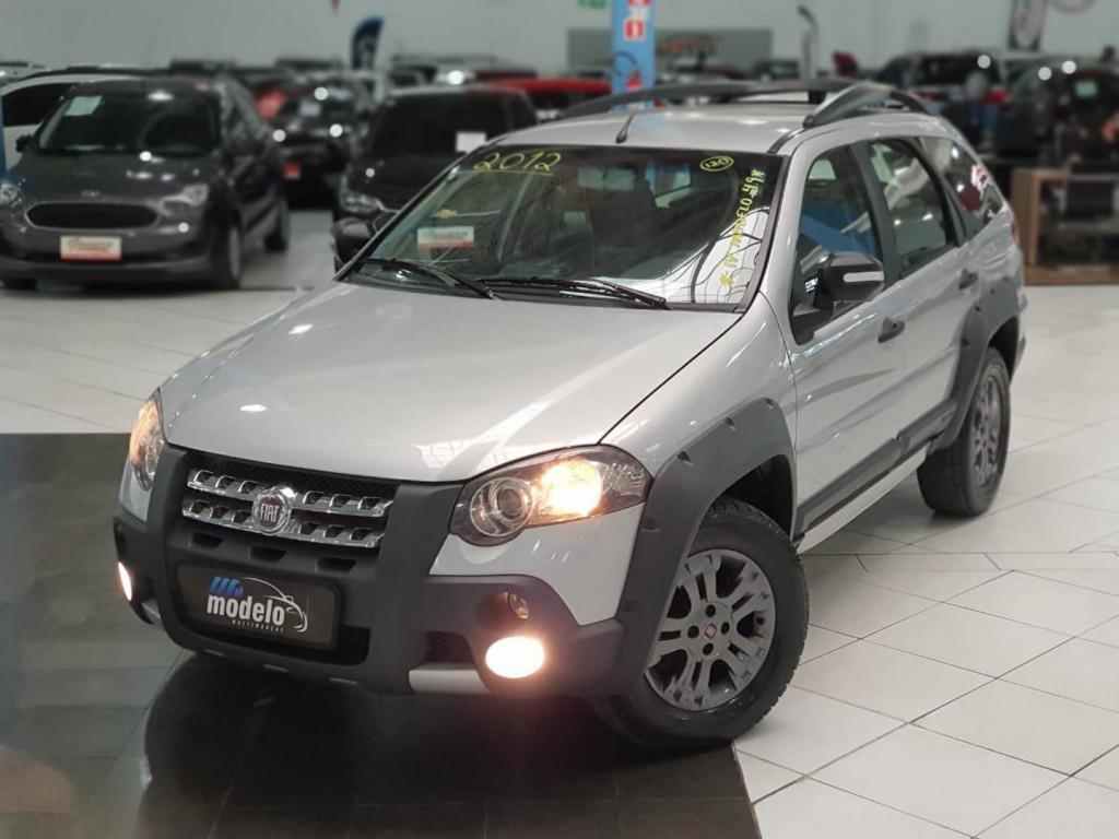 Fiat Palio Wk Adven Flex 2012
