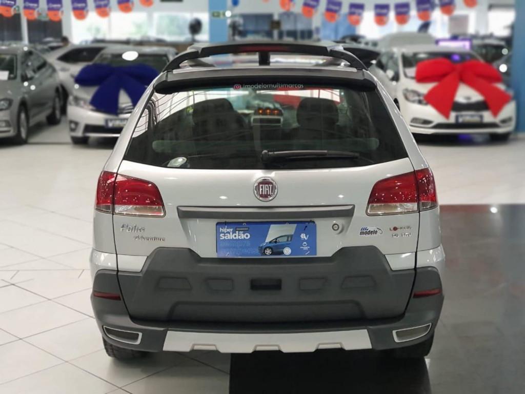 Imagem do veículo Fiat Palio Wk Adven Flex