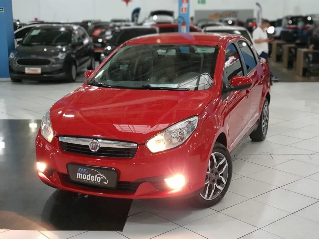 Fiat Siena Essence 1.6 4p