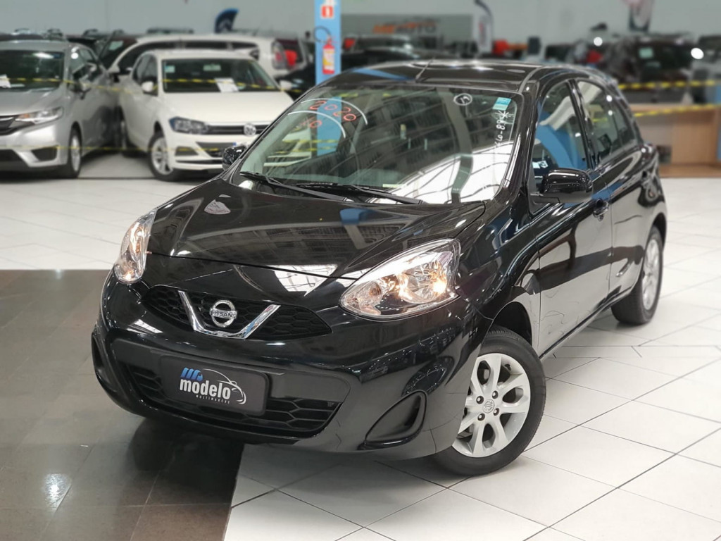 Nissan March Sv 4p