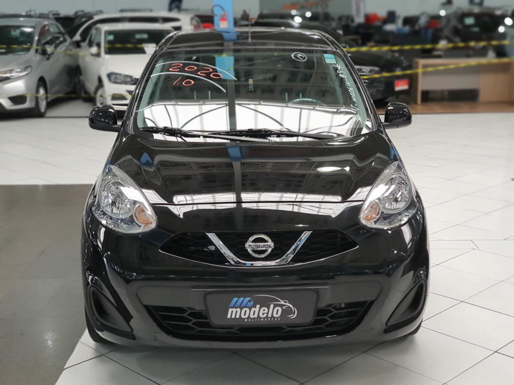 Imagem do veículo Nissan March Sv 4p
