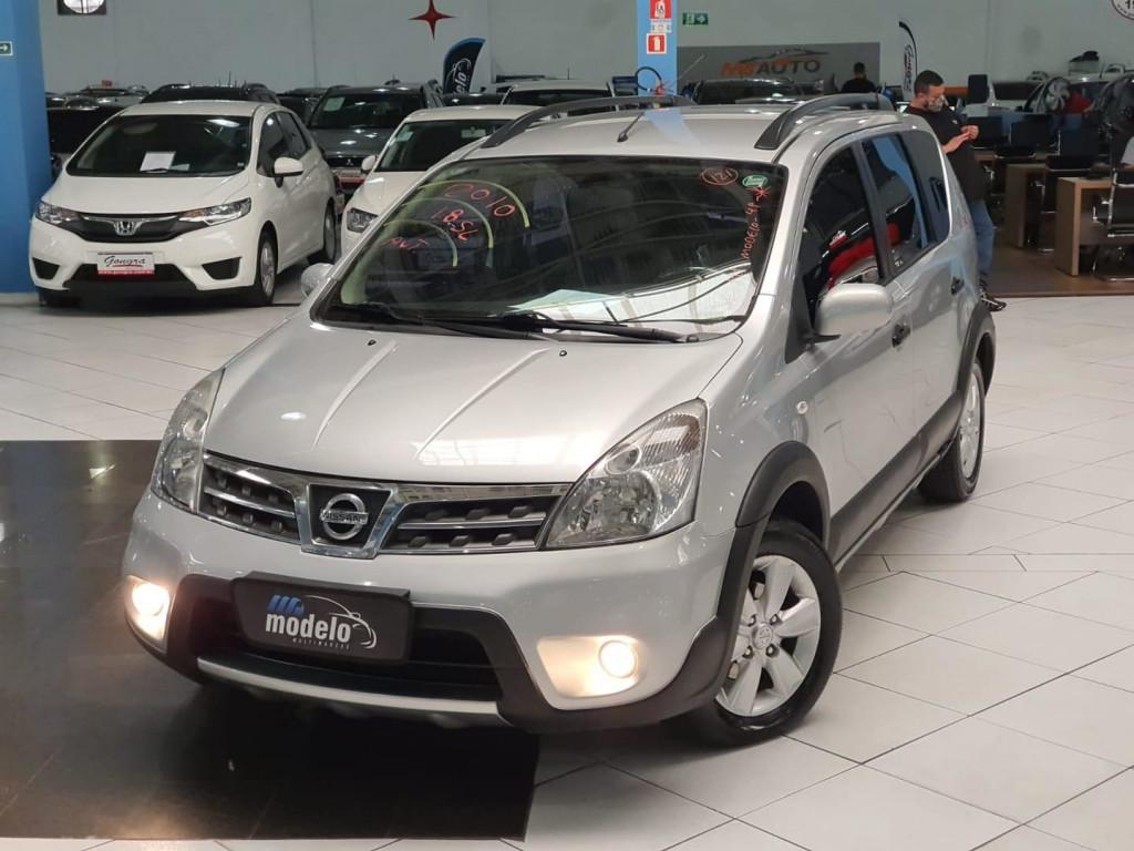Nissan Livina Xgear 18sl