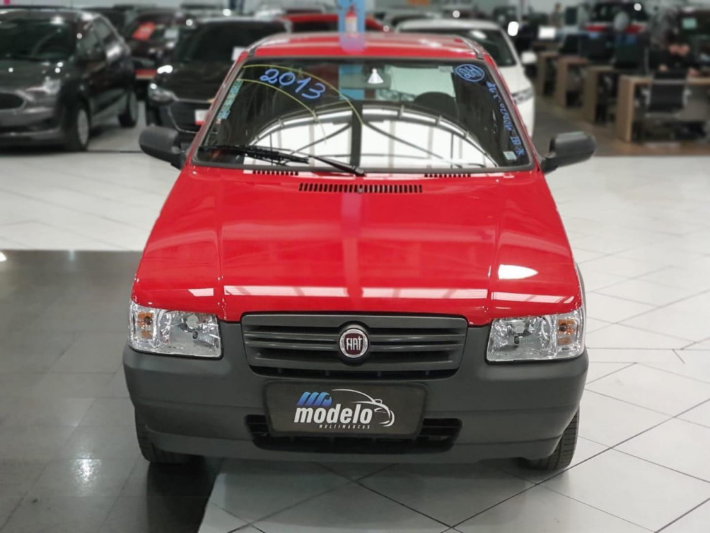 Imagem do veículo Fiat Uno Mille Way Econ