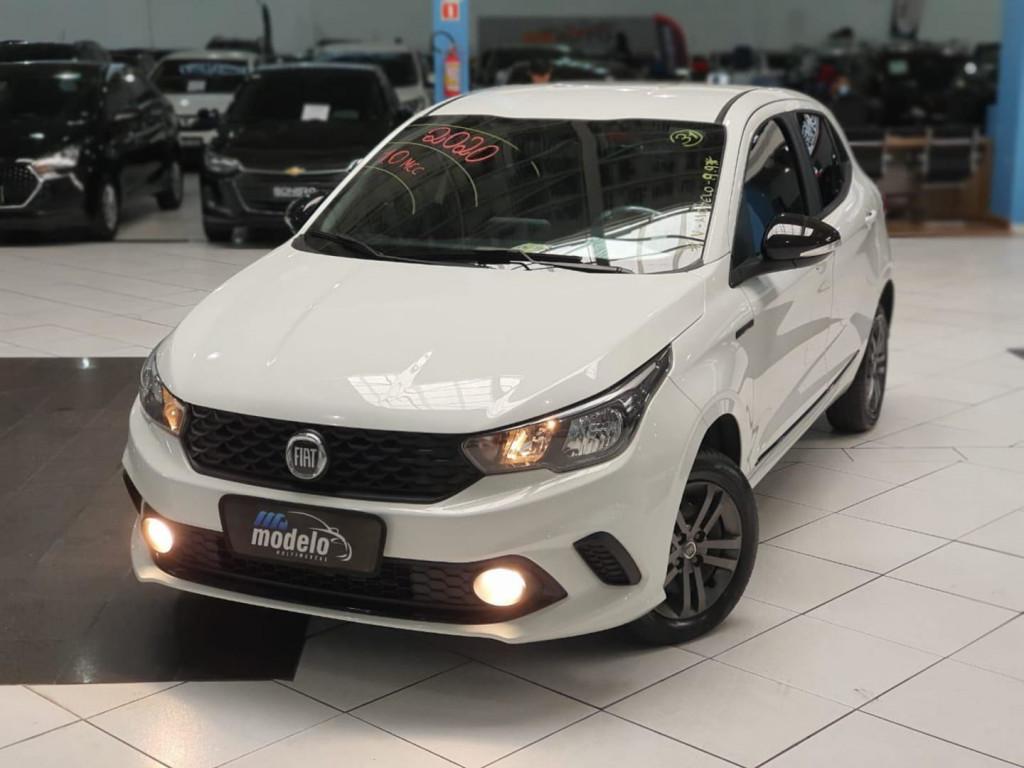 Fiat Argo Drive 1.0 4p 2020