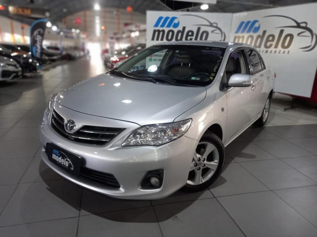 Toyota Corolla Xei20flex 2013