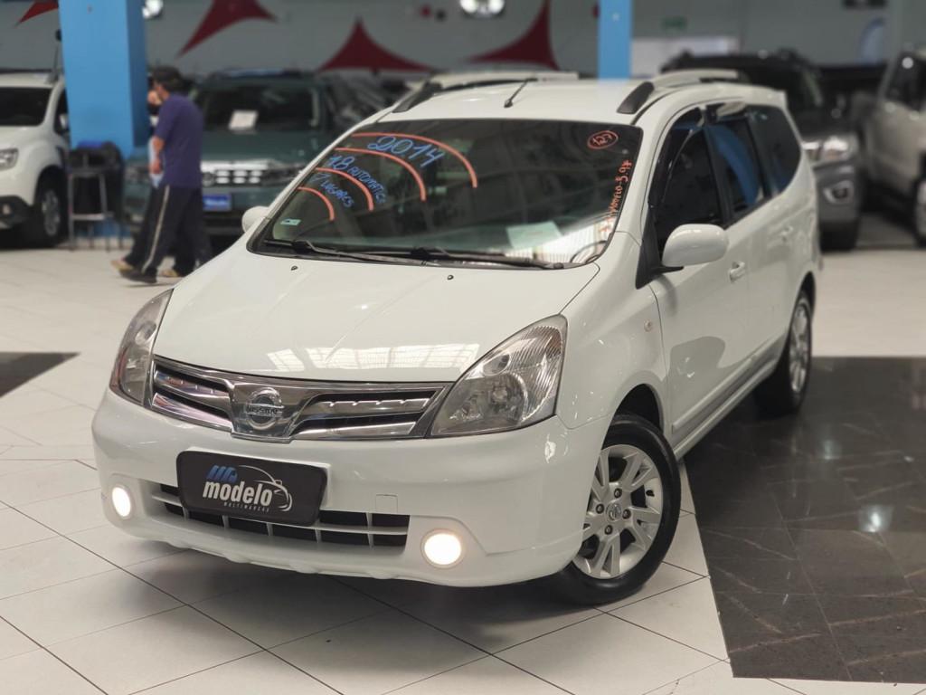 Nissan Grand Livina Sl
