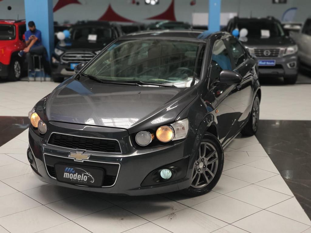 Chevrolet Chev Sonic Ltz Nb Mt