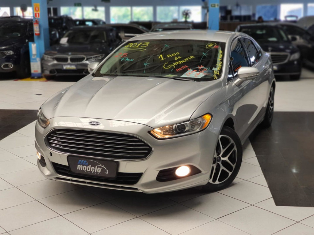 Ford Fusion Flex 2013