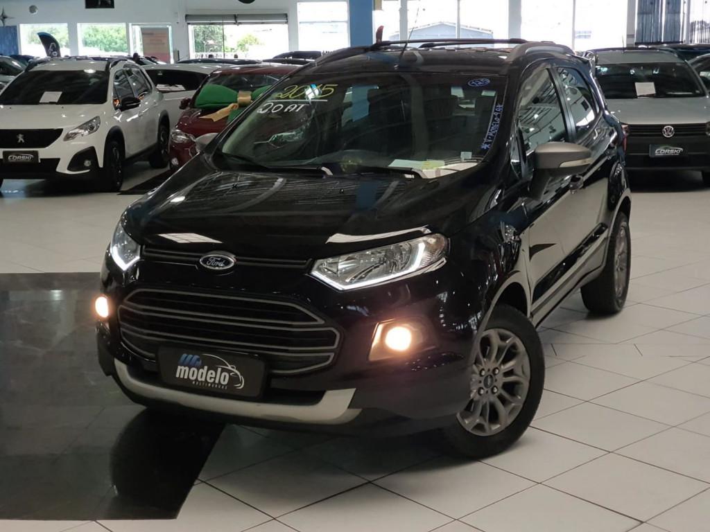 Ford Ecosport Fsl At 2.0 2015