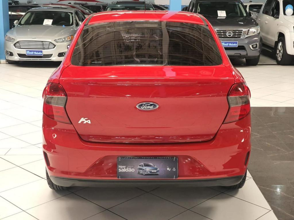 Imagem do veículo Ford Ka Se C 2020