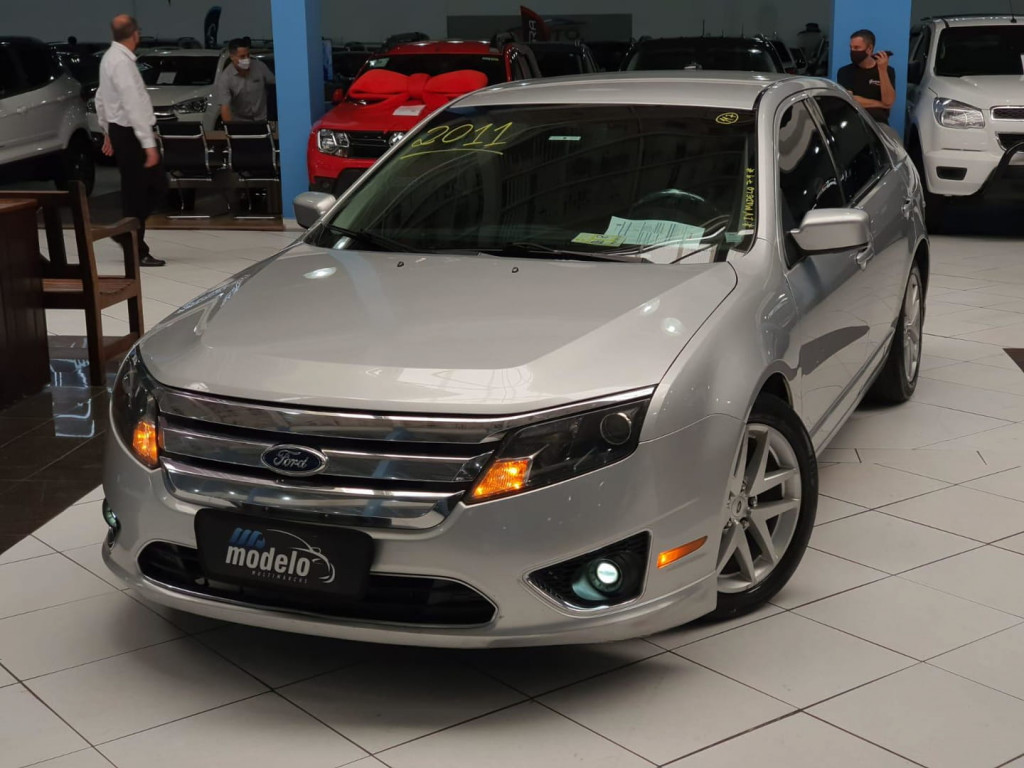 Ford Fusion 4p 2011