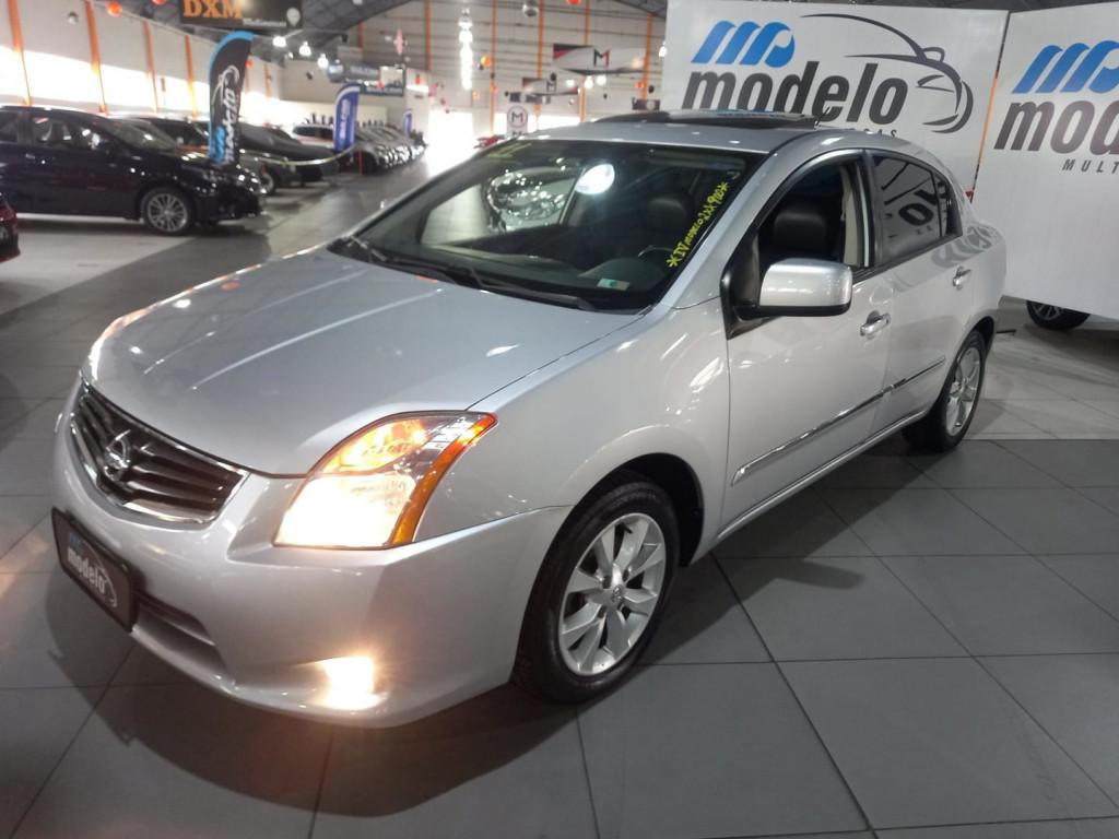 Imagem do veículo Nissan Sentra 20slflex 2011