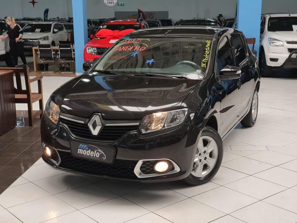 Renault Sandero Dyna 16 2015