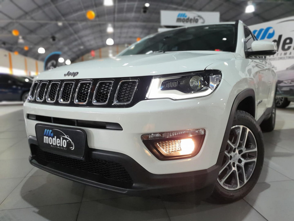 Imagem do veículo Jeep Compass Sport Flex 2021