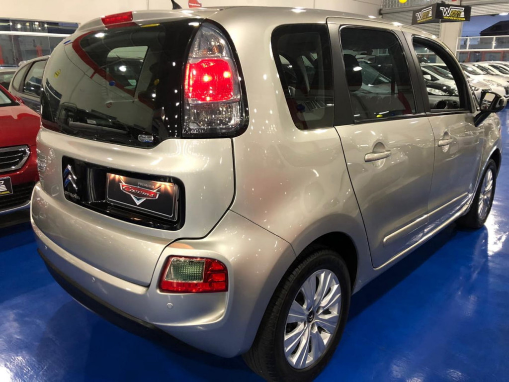 Imagem do veículo Citroen C3 Picasso Glx 1.6 16v Aut