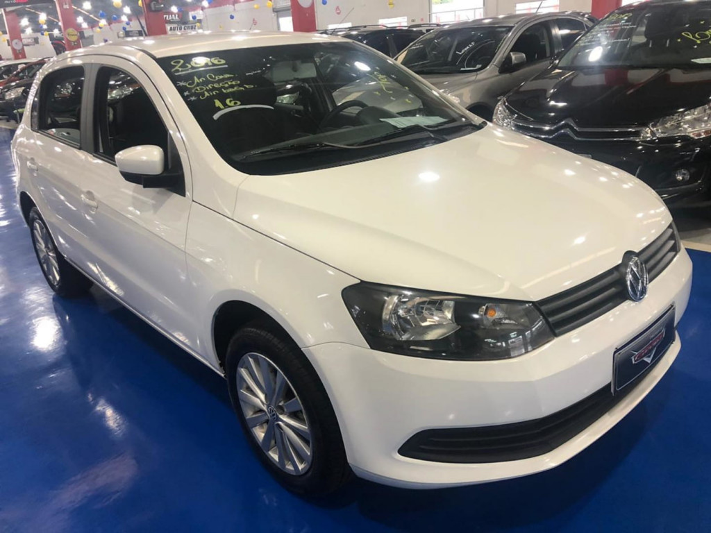 Imagem do veículo Volkswagen Vw Novo Gol 1.6 Trendline