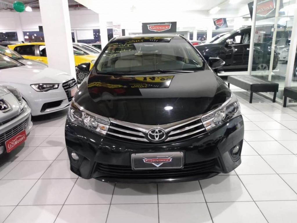Toyota Corolla Altis Automatico Flex