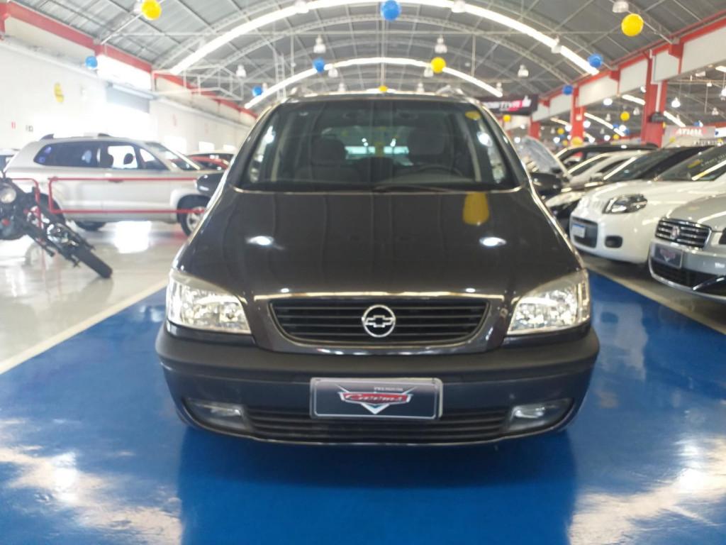 Chevrolet Zafira Cd 2.0 16v 7 Lugares